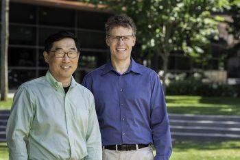 Drs. Seung Kim and Matthias Hebrok